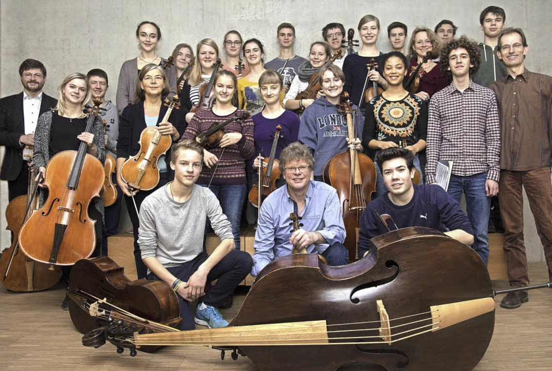 Das Landesjugendbarockorchester kommt nach Steinen.  | Foto: ZVG/Klein