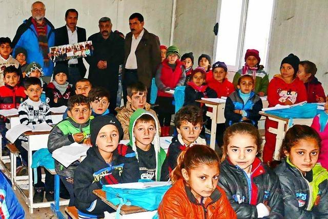 Ehemaliger Pfarrer unterstützt Flüchtlinge im Nordirak