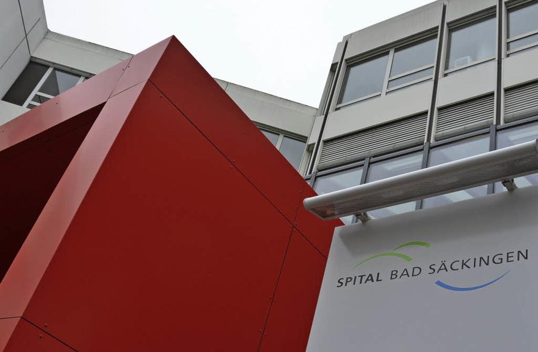 Bekommt das Spital Bad Säckingen Fördermittel?   | Foto: Konstantin Görlich
