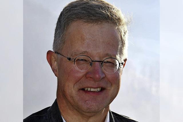 Rainer Bär will's werden