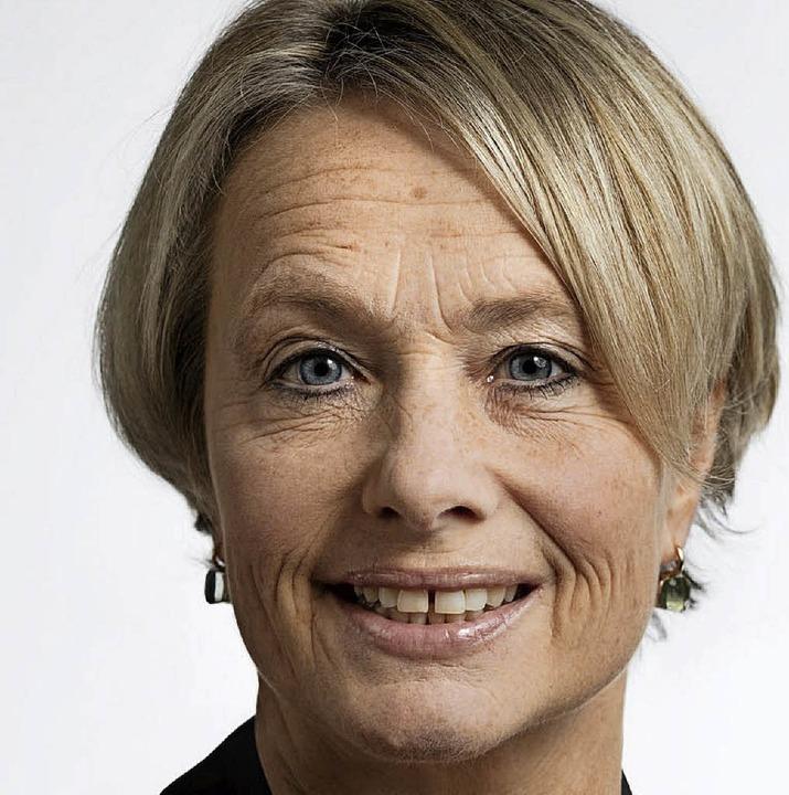 Elisabeth Schneider-Schneiter  | Foto: ZVG