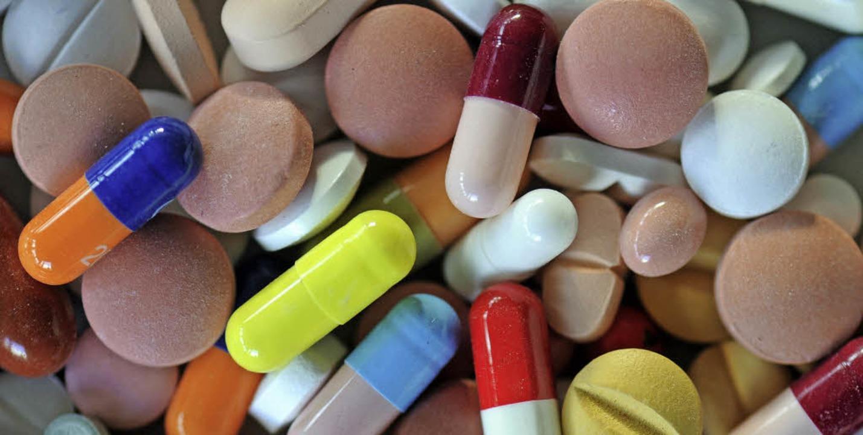 Pharma ist ein starkes Standbein der R..., den Branchenmix zu diversifizieren.   | Foto: dpa
