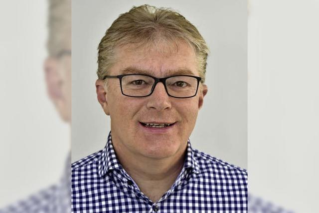 Achim Müller wurde 2016 neuer Vize der Freiwilligen Feuewehr