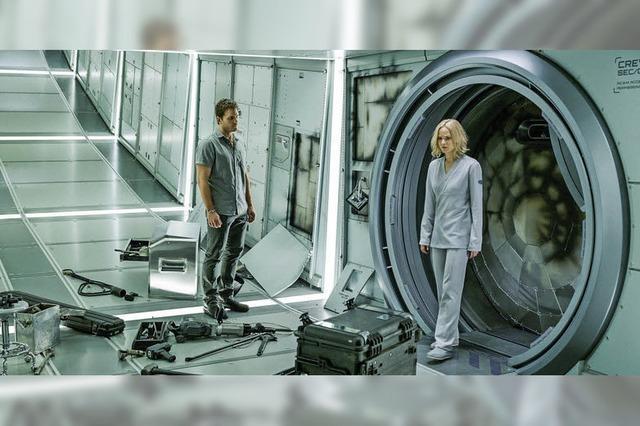 Die Science-Fiction-Romanze
