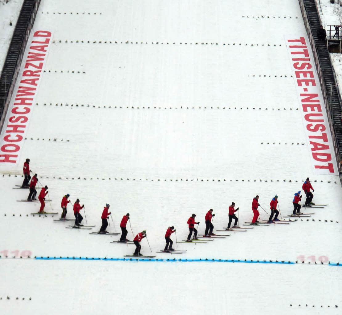 TГјrkischer Skispringer