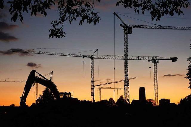 Umland reagiert gespalten auf Freiburger Bauwünsche