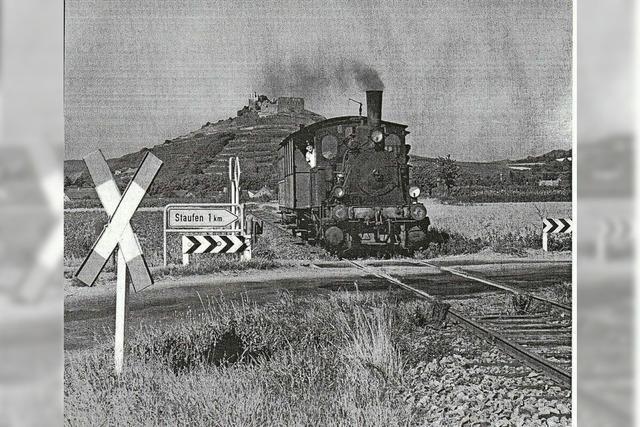 Seit 100 Jahren mit dem Zug ins Münstertal