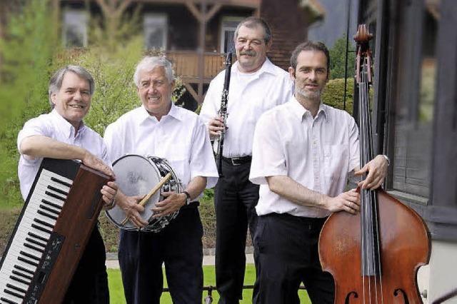 Black-Forest-Jazz-Band im Kurhaus Bad Krozingen