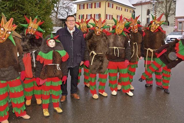 2500 Hästräger beim Jubiläumsumzug am 14. und 15. Januar