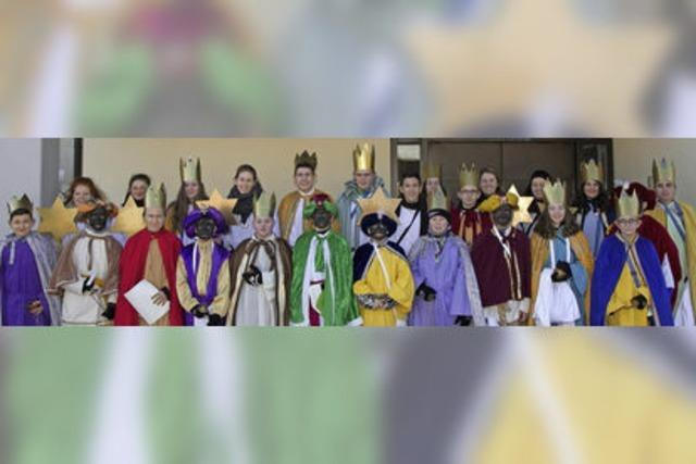 Heilige Könige und sogar Königinnen