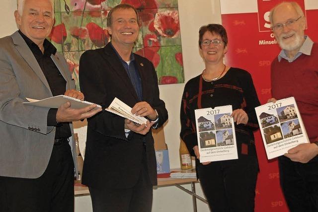 Dinkelberg-SPD gibt sich energisch