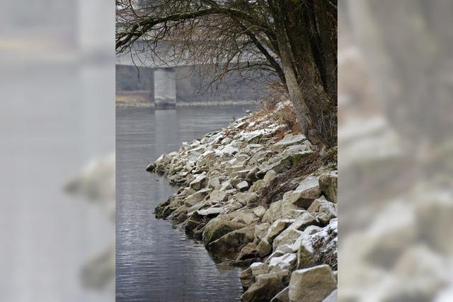 Niedrigwasser legt Kraftwerke lahm
