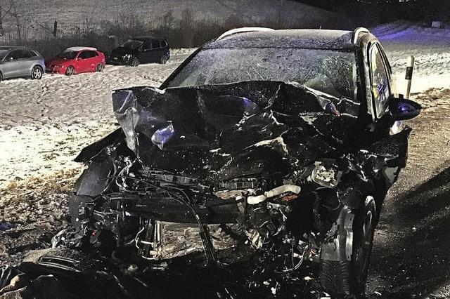 Drei Todesopfer bei Unfall