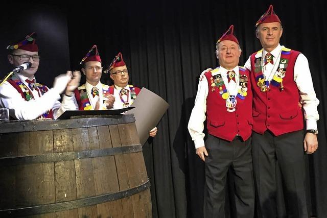 Die Offenburger Traditionszünfte starten in die fünfte Jahreszeit
