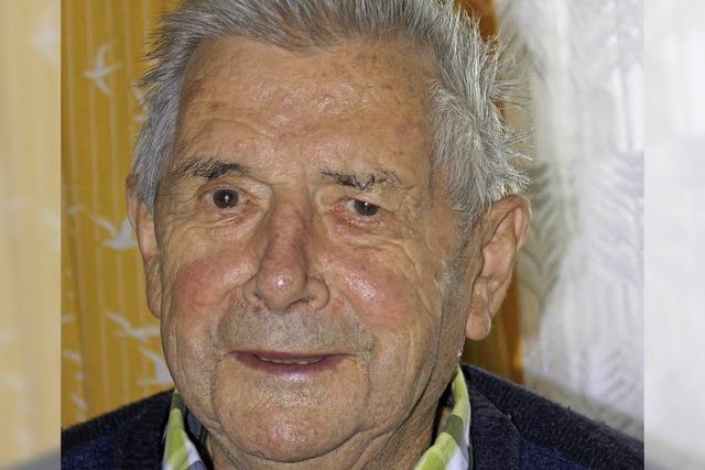 Erwin Boll ist gestorben