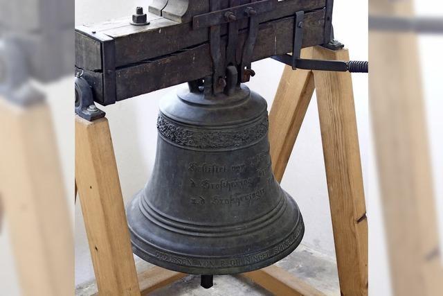 Eine Glocke vom Großherzog