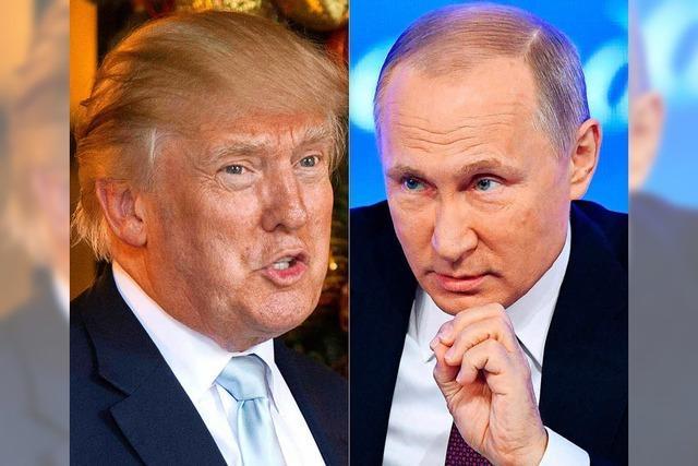 CIA: Putin ließ US-Wahl durch Hacker beeinflussen