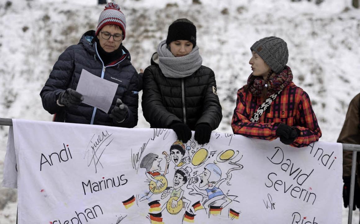 Treue Fangemeinde für die deutschen COC-Starter    | Foto: patrick seeger