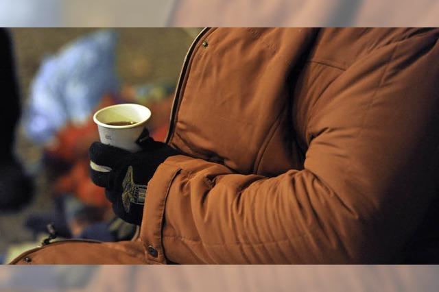 Für Lahrer Obdachlose stehen im kalten Winter Notzimmer zur schnellen Unterbringung bereit