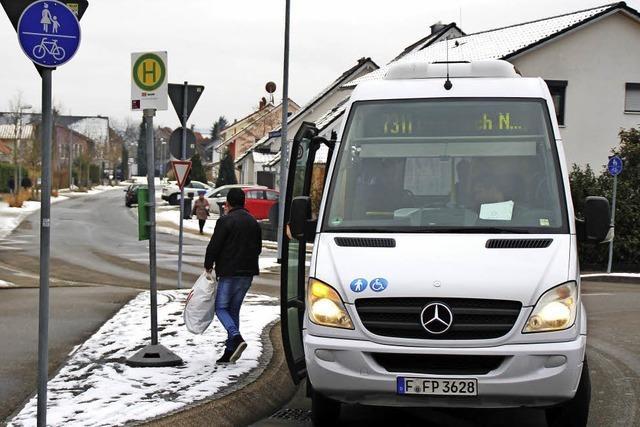 Die neuen Busstrecken laufen gut an