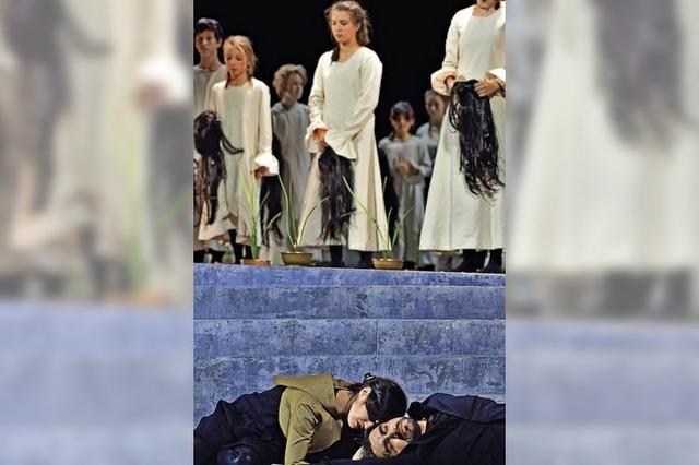 "Ludger Vollmers Oper ""Crusades"" feiert im Freiburger Theater Premiere"