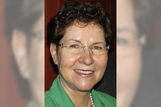 Claudia Moser bleibt Dirigentin