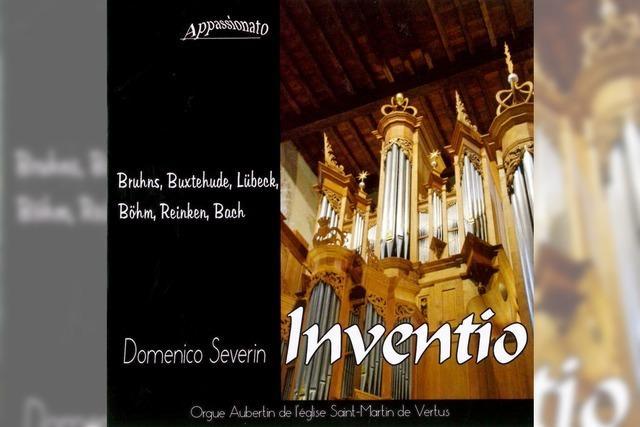 Domenico Severin (Orgel): Die große Freiheit
