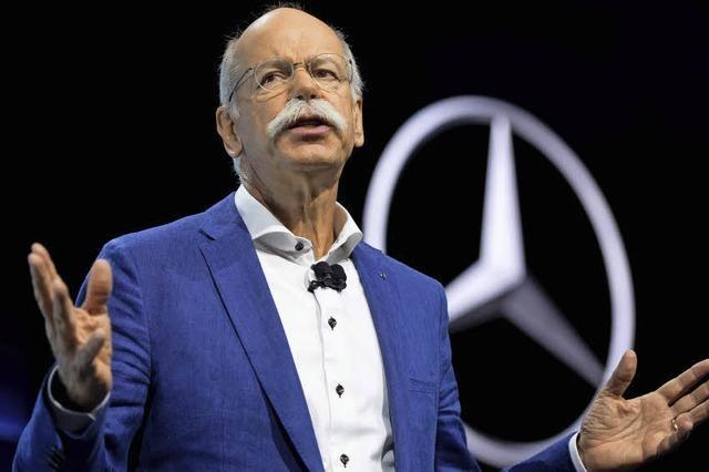 Mercedes verkauft so viele Autos wie noch nie