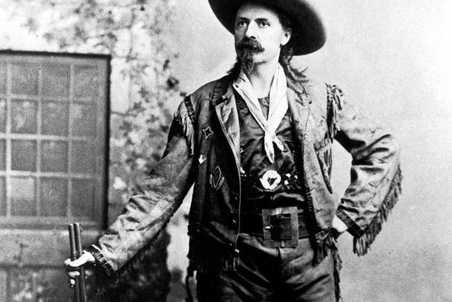 Vor 100 Jahren starb der Show-Cowboy Buffalo Bill