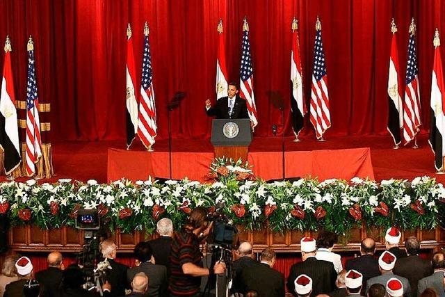 Barack Obamas Bilanz in Nahost fällt mager aus