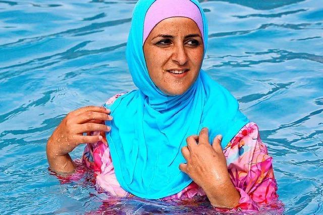 Musliminnen müssen am Schwimmunterricht teilnehmen