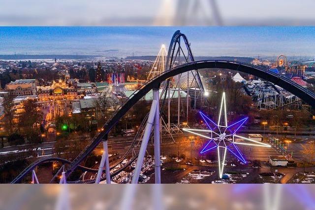 Europa-Park knackt erneut Besucherrekord
