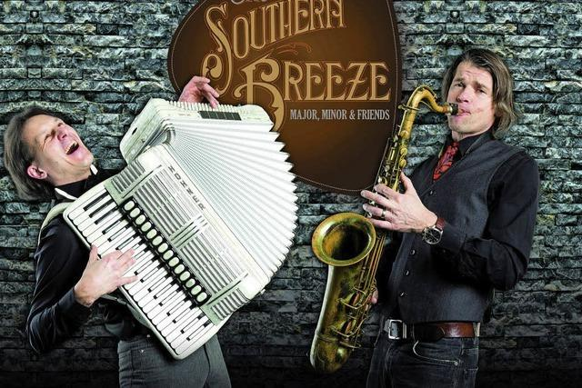 The Southern Breeze Combo in Endingen