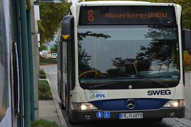 Erste Bilanz der neuen Lörracher Buslinien