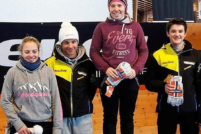Alpines Schülereröffnungsrennen des Skiverbands Schwarzwald im Kaunertal