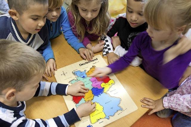 Sprachscouts sollen spielerisch Deutsch vermitteln