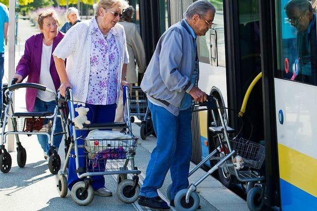Lörracher Busverkehr: Klagen über ruppige Fahrten häufen sich
