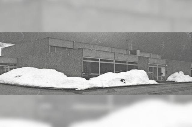 Krisen, Rekorde und ein neues Dach für die Halle