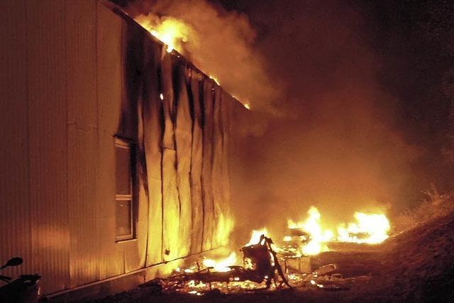 87-mal rückte Feuerwehr aus