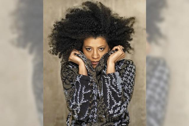 In Deutschland lebende Kubanerin Addy Mercedes stellt ihr Album in Freiburg vor