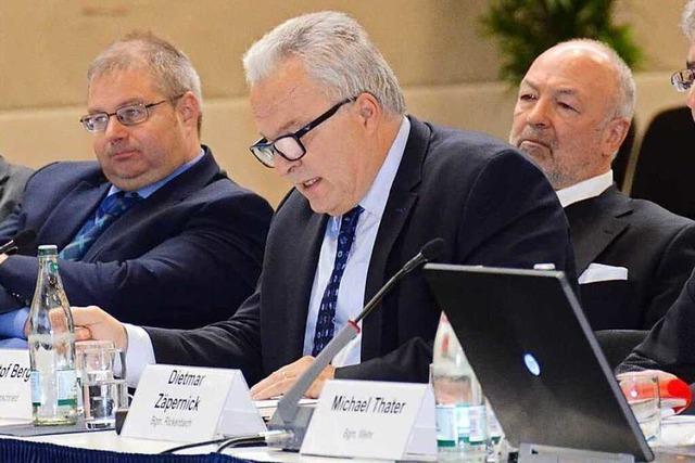 Atdorf-Erörterung startet mit Gegenwind aus den Kommunen