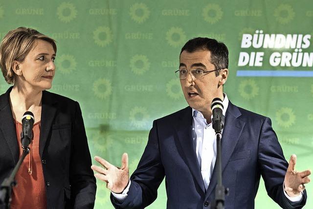 Vorstand der Grünen schließt Obergrenze für Flüchtlinge aus