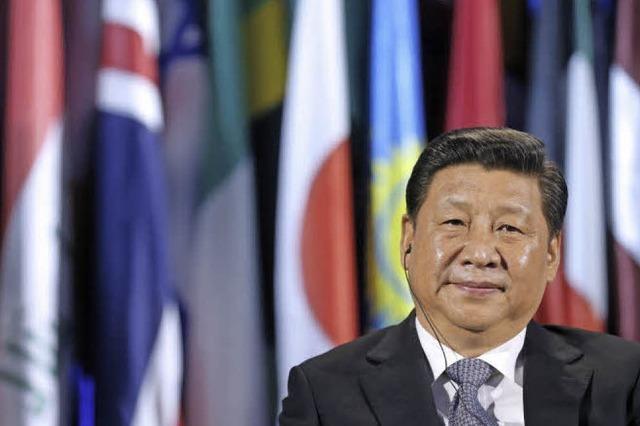 Seit Chinas Präsident, ein Fußball-Fan, an der Macht ist fließt viel Geld in den Sport