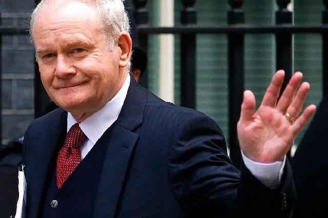 Ein unruhiges Nordirland steht vor der Neuwahl
