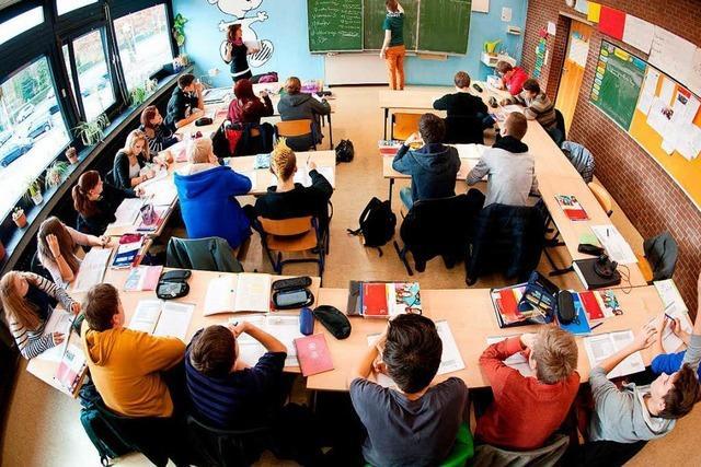 Bildung: Ein schleichender Abstieg seit 2000