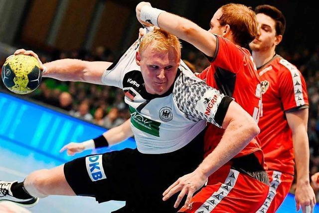 Handballer wollen Schwung aus dem EM-Titel zur WM mitnehmen