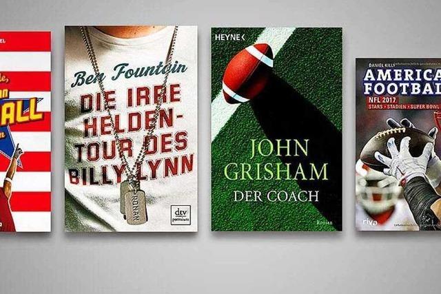 Die 5 besten Bücher über American Football