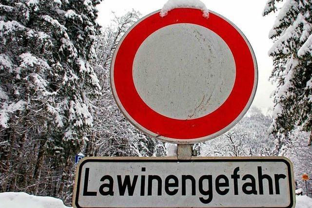 Frau aus Staufen stirbt bei Lawinenunglück in Vorarlberg