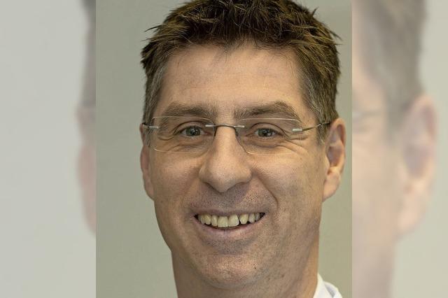 BZ-Fragebogen ausgefüllt von Stefan Fichtner-Feigl, Ärztlicher Direktor Klinik für Allgemein- und Viszeralchirurgie