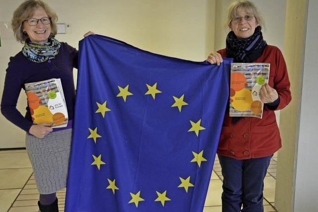 Die VHS pflegt Europa intensiv